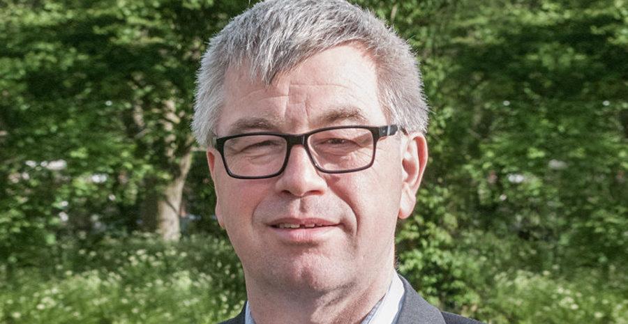 Portraitfoto von Karl-Heinz Karch, Schatzmeister im Landesvorstand