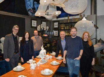 Hamburger Politiker und Kulturschaffende