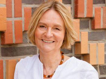 Die Autorin Kirsten Boie